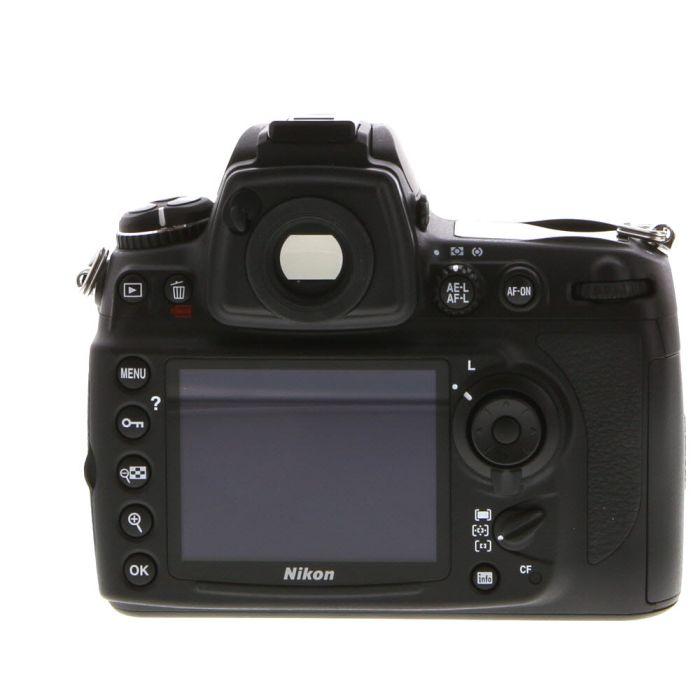 Nikon D700 DSLR Camera Body {12.1MP}