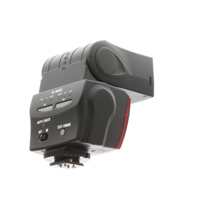 Sunpak PF-30X NE-I for Nikon D200, D500, D70S, D70 Flash for Nikon Digital [GN100] {Bounce}