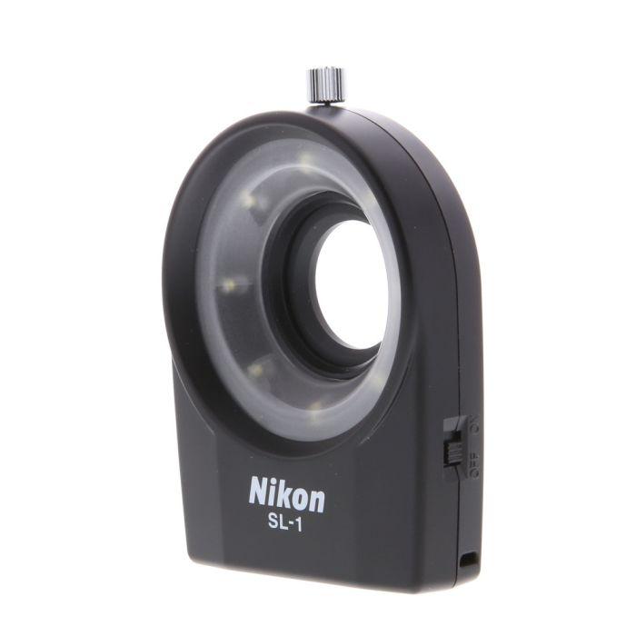 Nikon SL-1 Macro Cool-Light LED Light (900/950/995/4300/4500/5000)