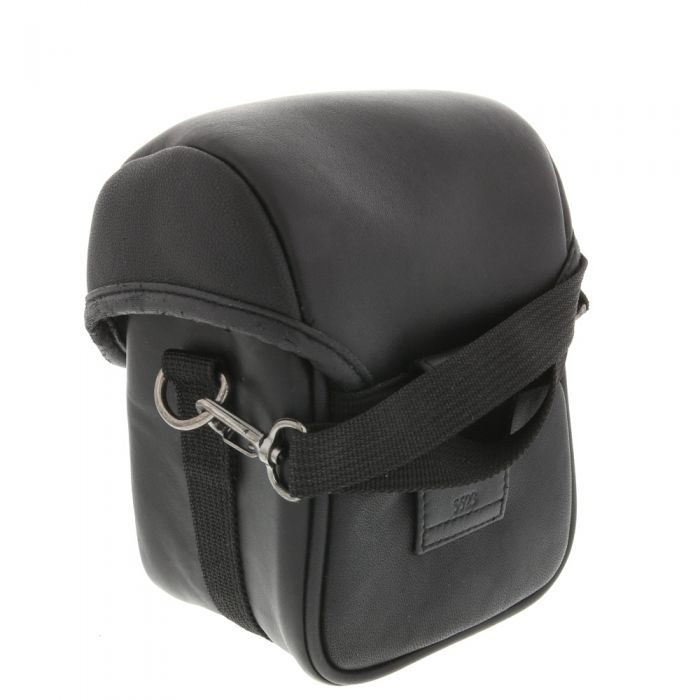 Nikon 5523 Leather Case with Strap for Coolpix 5700, 8400, 8700, Black