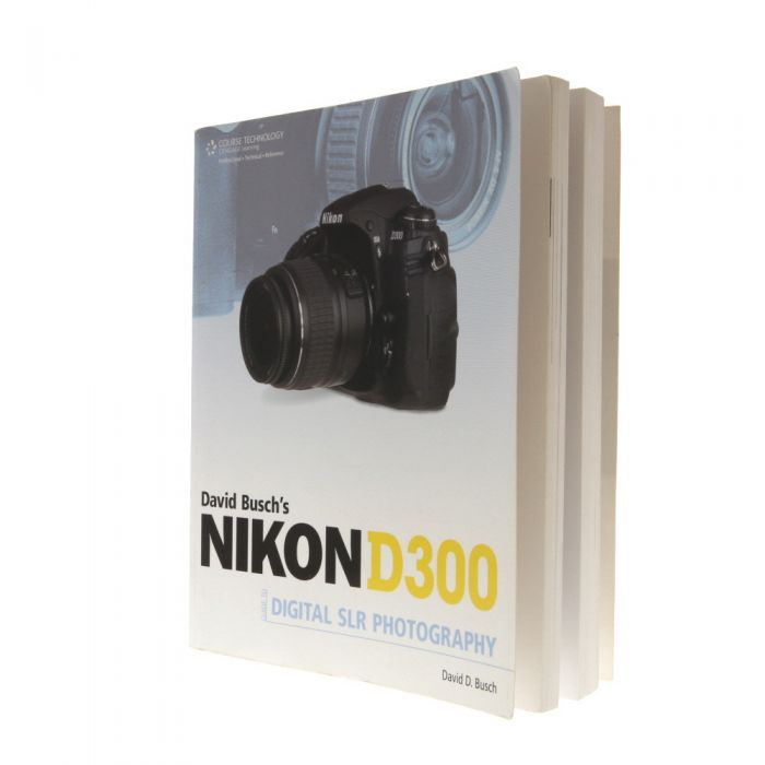 D300 Digital Guide To Digital Photography,D. Busch,Cengage Learn