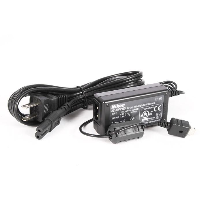 Nikon EH-63 AC Adapter (S1,S3)