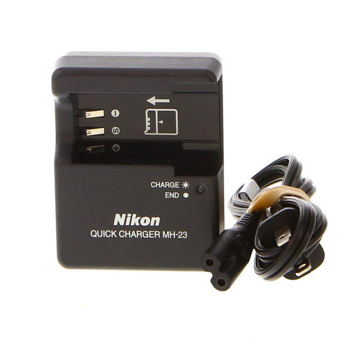 Nikon MH-23 Quick Charger (EN-EL9)