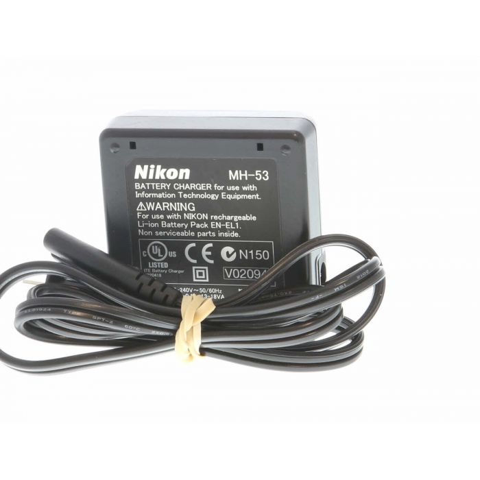 Nikon MH-53 Battery Charger (EN-EL1)