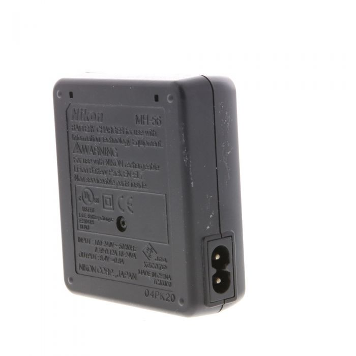 Nikon MH-56 Battery Charger (EN-EL7)