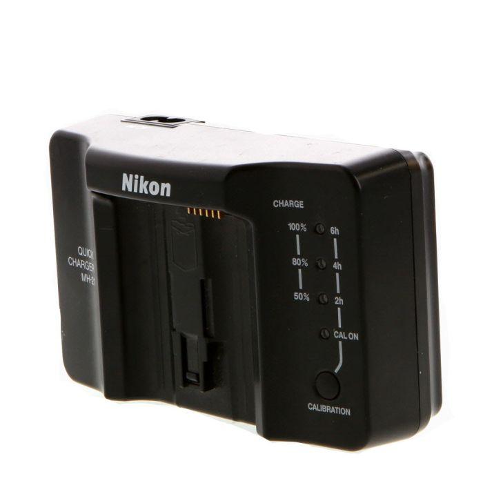 Nikon MH-21 Quick Charger (EN-EL4,EN-EL4A)