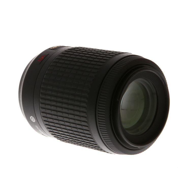 Nikon AF-S DX Nikkor 55-200mm F/4-5.6 G ED IF VR Autofocus Lens For APS-C Sensor DSLRS {52}