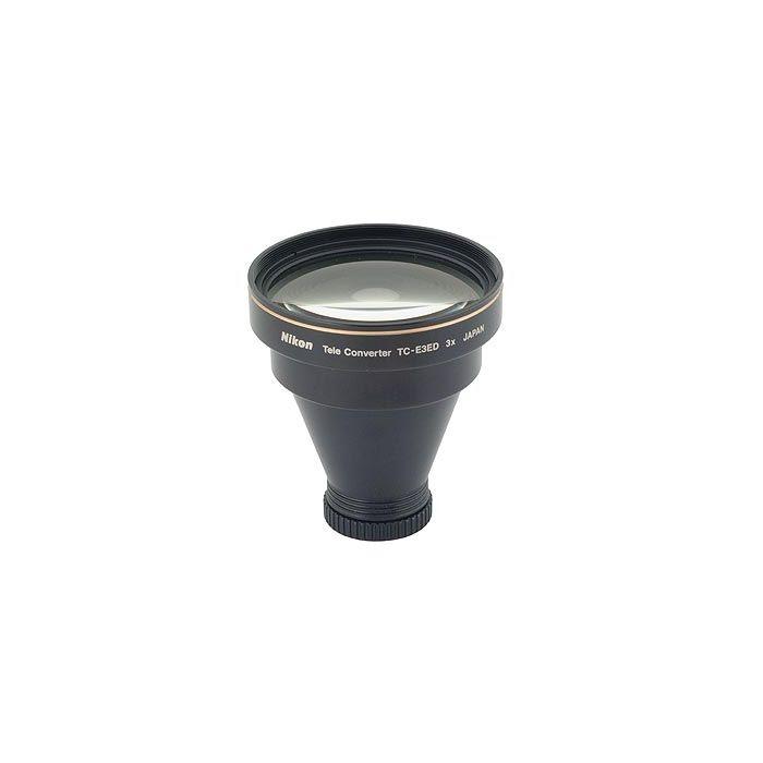 Nikon TC-E3ED 3X Tele Converter Lens for Coolpix 800/900/S/950/990/995