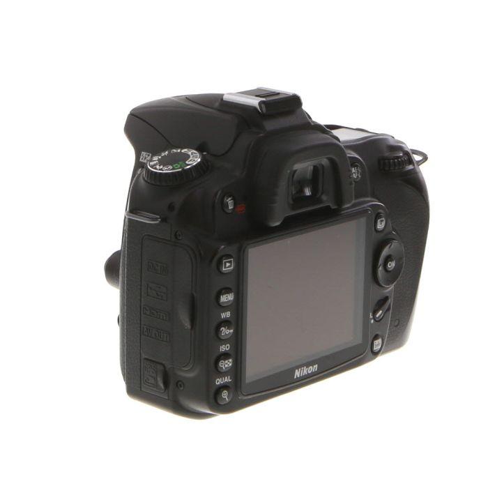 Nikon Coolpix P80 Digital Camera, Black {10.1MP}