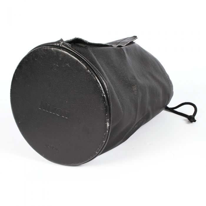 Nikon Front Lens Cap for 500mm f/4 D ED, Leather