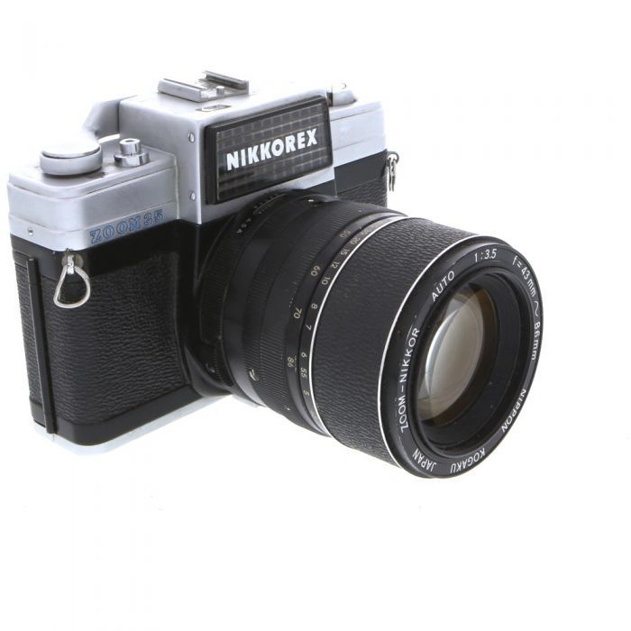 Nikon Nikkorex Zoom 35 Camera