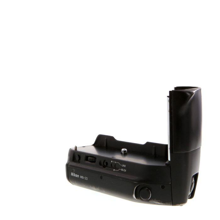 Nikon MB-23 Multi Power High Speed Battery Pack (F4)