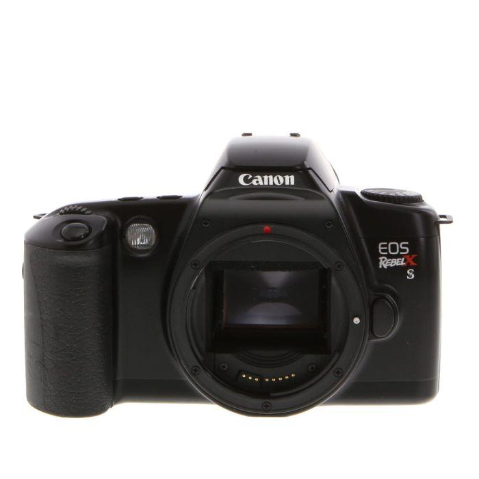Canon Eos Rebel Xs 35mm Camera Body At Keh Camera