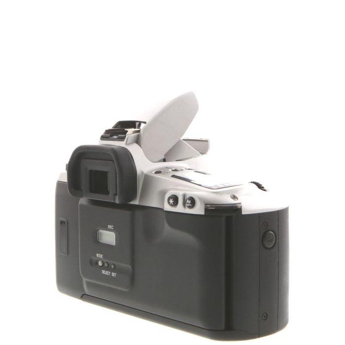 Canon EOS Rebel G QD 35mm Camera Body, Silver