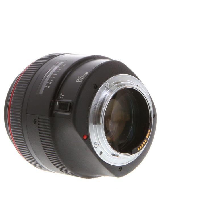 Canon 85mm f/1.2 L USM EF-Mount Lens {72}