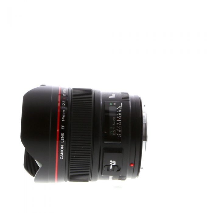 Canon 14mm f/2.8 L II USM EF-Mount Lens {Gel}