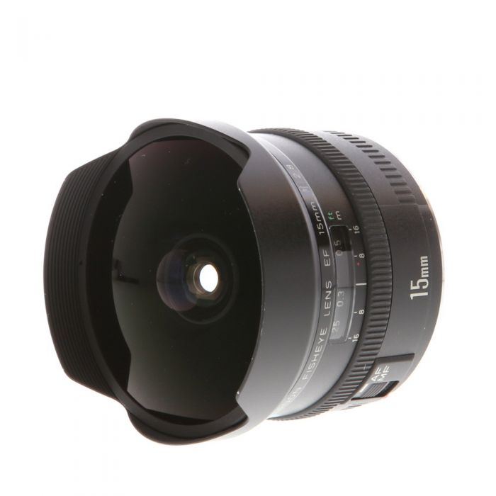 Canon 15mm f/2.8 Fisheye EF-Mount Lens {Gel}