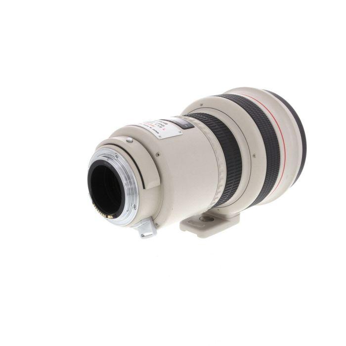 Canon 200mm f/1.8 L USM EF-Mount Lens {Gel} Late