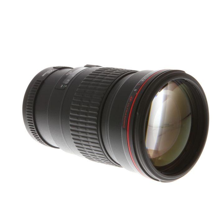 Canon 200mm f/2.8 L II USM EF-Mount Lens {72}