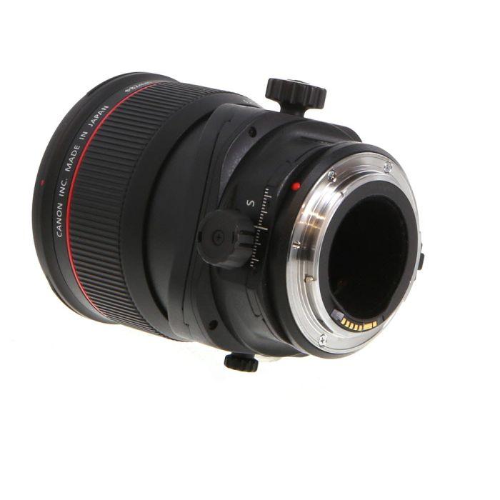 Canon 24mm f/3.5 L II TS-E Tilt Shift Manual Focus EF-Mount Lens {82}