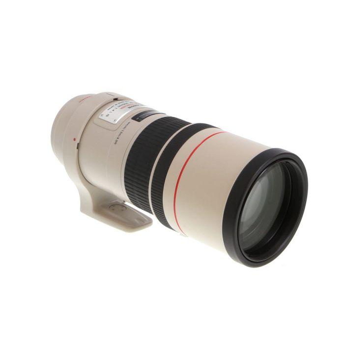 Canon 300mm f/4 L IS USM EF-Mount Lens {77}