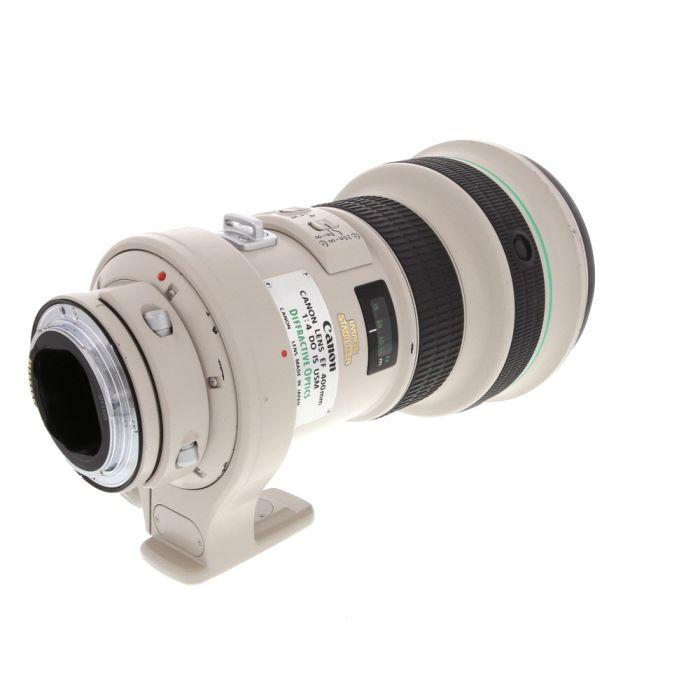 Canon 400mm f/4 DO IS USM EF-Mount Lens {Gel}