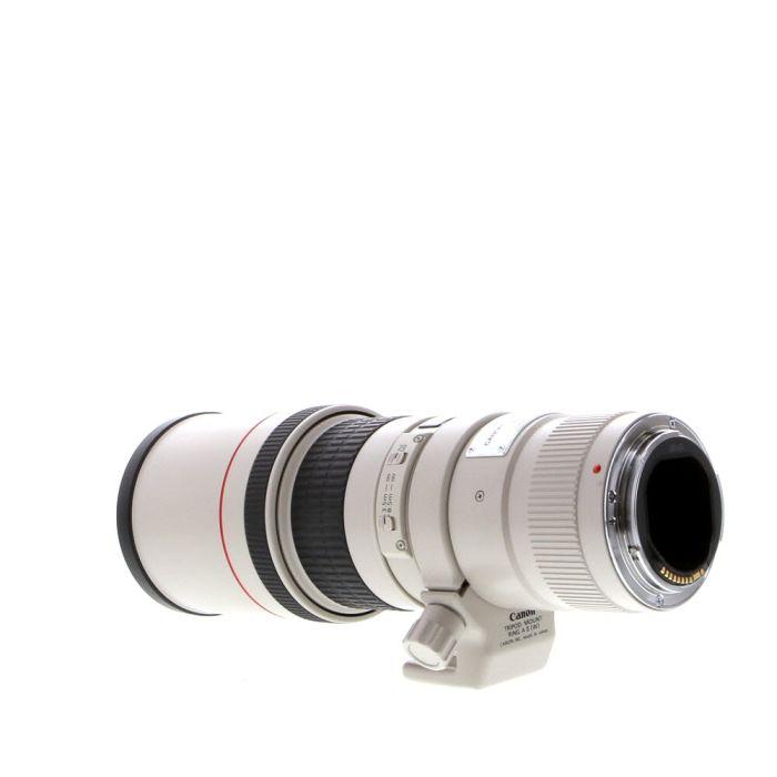 Have 8 major advantages MINT Canon EF 400mm f/5.6 L USM