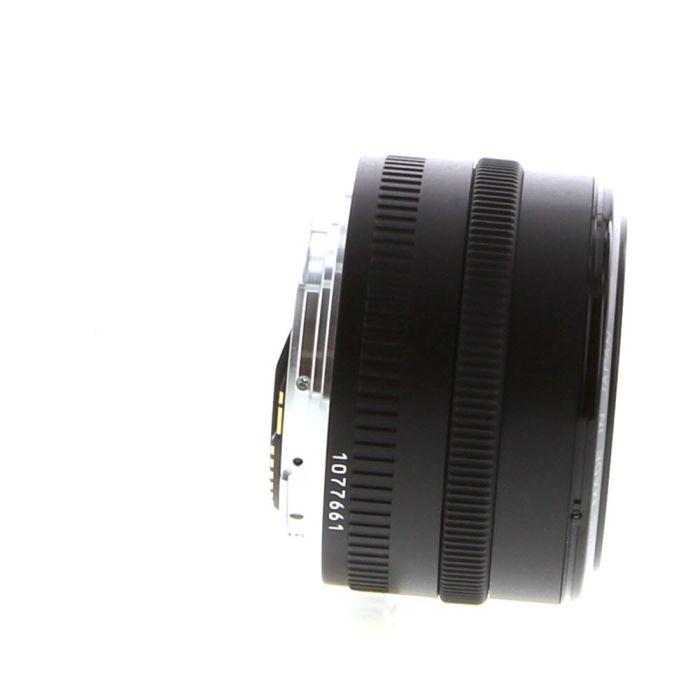 Canon 50mm f/1.8 EF-Mount Lens {52}