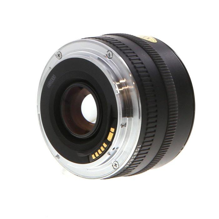 Canon 50mm f/1.8 EF-Mount Lens {52} Metal Mount