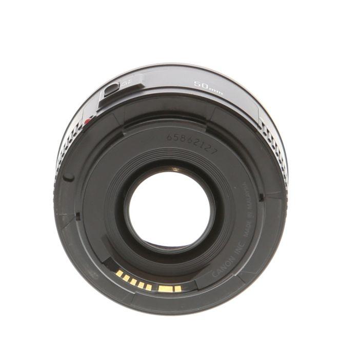 Canon 50mm f/1.8 II EF-Mount Lens {52}