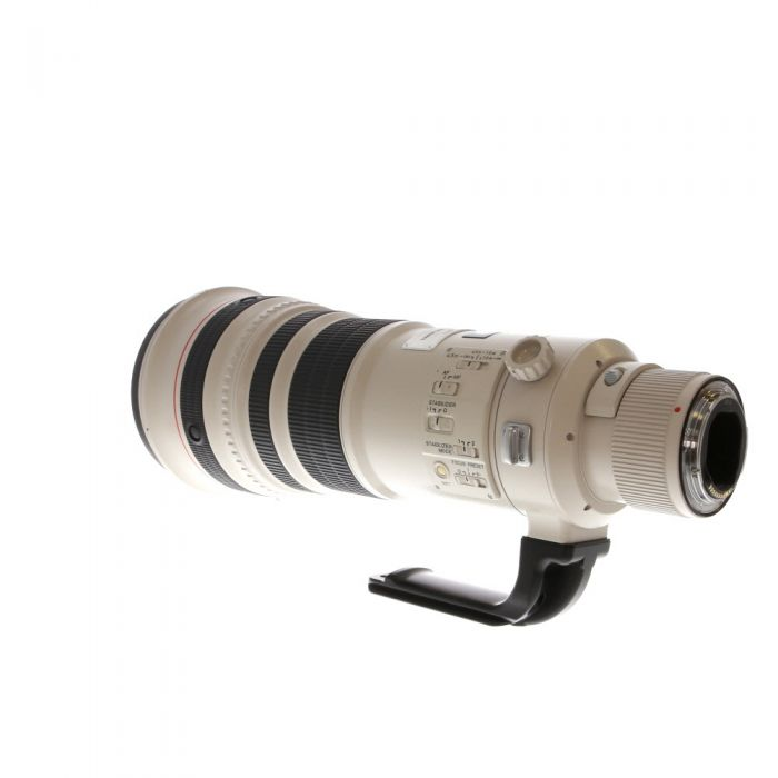 Canon 500mm f/4 L IS USM EF-Mount Lens {Gel}