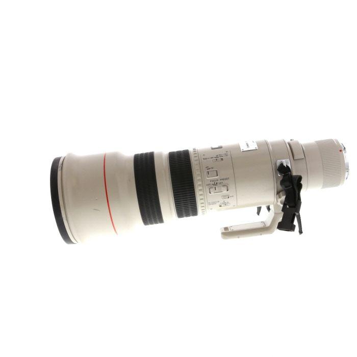 Canon 500mm f/4.5 L USM EF-Mount Lens {Gel}