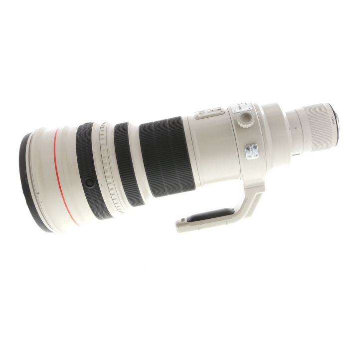 Canon 600mm f/4 L IS USM EF-Mount Lens {Gel}