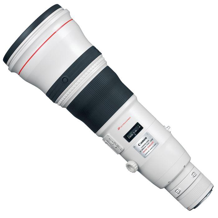 Canon 800mm f/5.6 L IS USM EF-Mount Lens {52 Drop-ln}