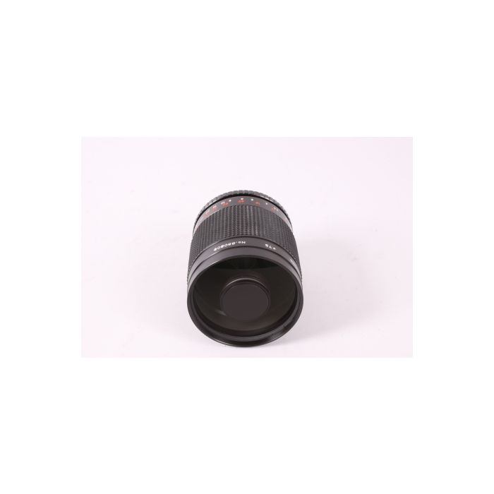 Miscellaneous Brand 500mm f/8 Mirror Macro Lens for Canon EF-Mount {72}