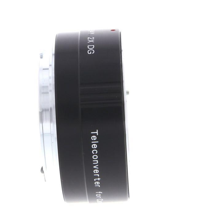 Quantaray 2X DG Teleconverter For Canon EF Mount