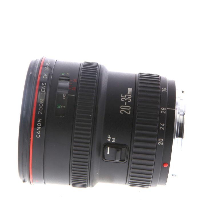 Canon 20-35mm f/2.8 L EF Mount Lens {72}