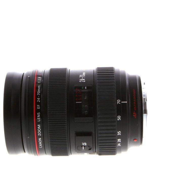 Canon 24-70mm f/2.8 L USM Macro EF Mount Lens {77}