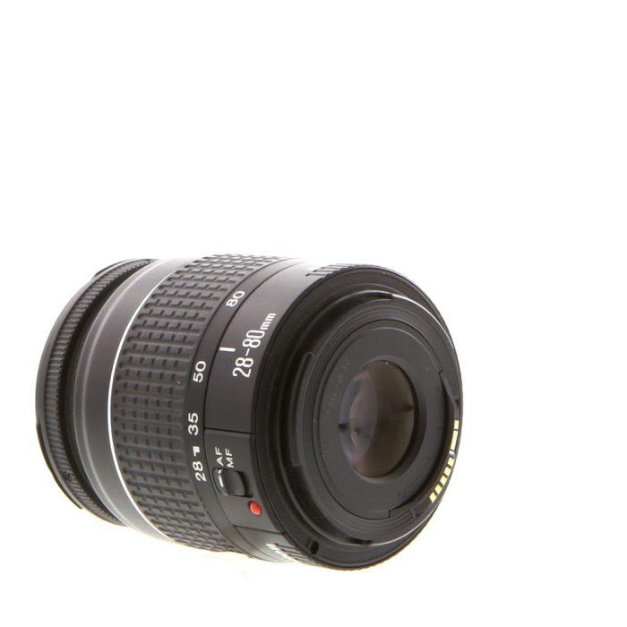 Canon 28-80mm f/3.5-5.6 II EF Mount Lens {58}