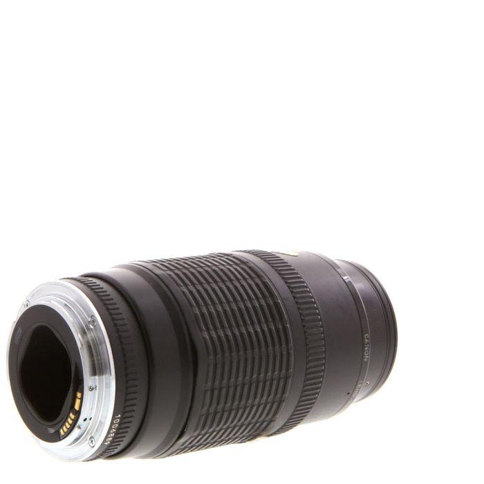 Canon 50-200mm f/3.5-4.5 EF-Mount Lens {58}