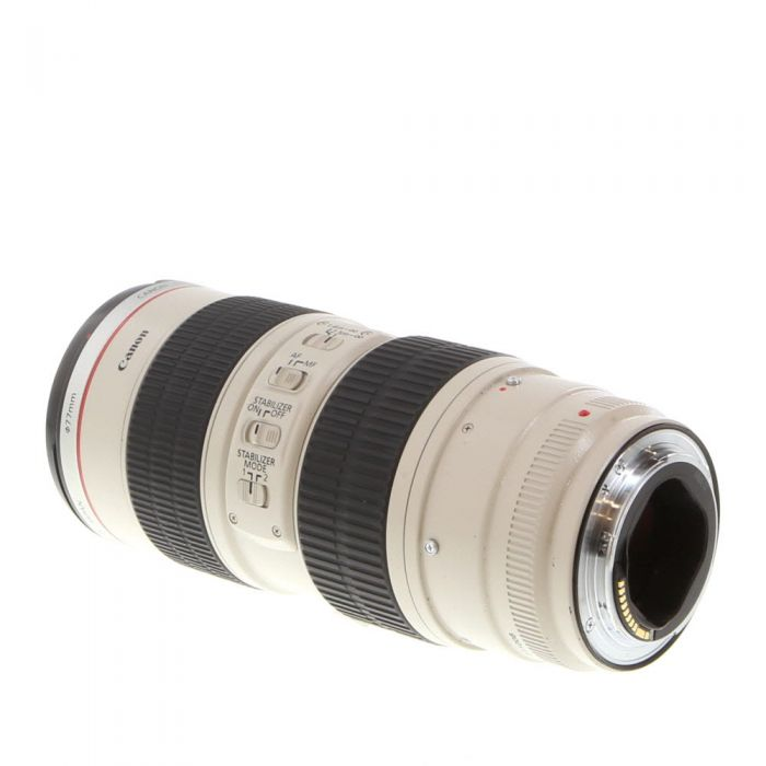 Canon 70-200mm f/2.8 L IS USM EF Mount Lens {77}