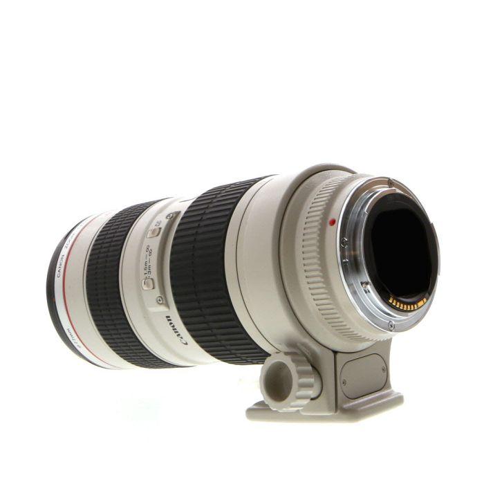 Canon 70-200mm f/2.8 L USM EF Mount Lens {77}