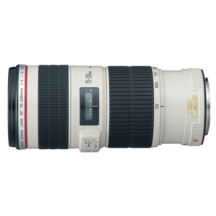 Canon 70-200mm f/4 L IS USM EF-Mount Lens {67}