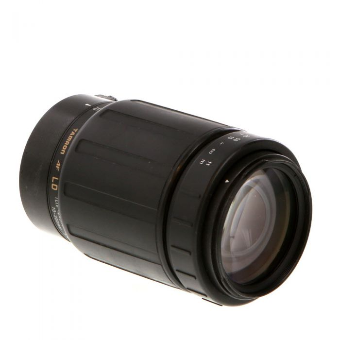 Tamron 70-300mm F/4-5.6 LD Tele-Macro (472D) Lens For Canon EF Mount {58}