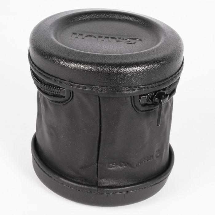 Canon ES-C 9 (50mm F/2.5 Macro, 15mm F/2.8, 28mm F/2.8, 37-70mm F3.5-4.5, 2X) Lens Case