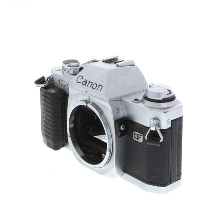 Canon AL-1 Chrome 35mm Camera Body