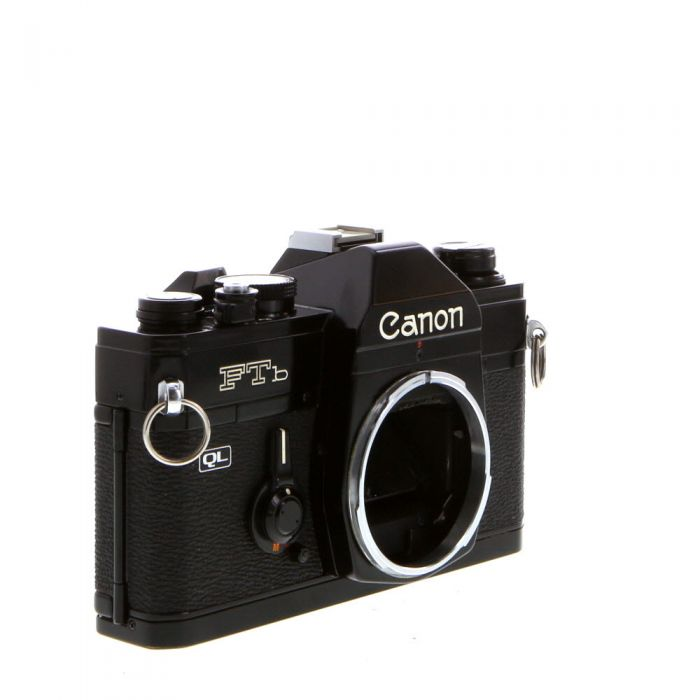 Canon FTBN Black 35mm Camera Body