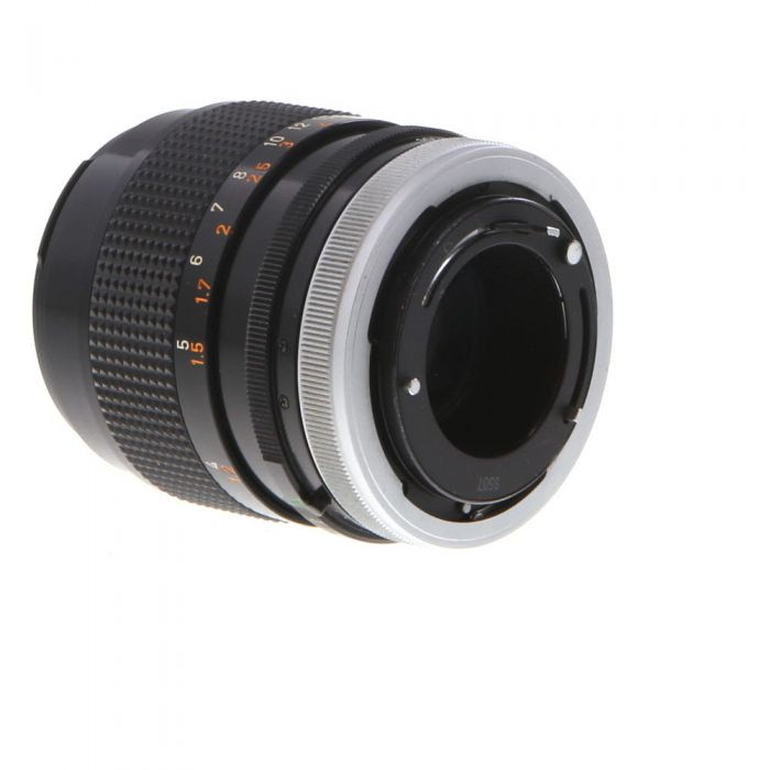 Canon 100mm F/2.8 SSC Breech Lock FD Mount Lens {55}
