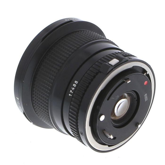 Canon 17mm F/4 FD Mount Lens {72}