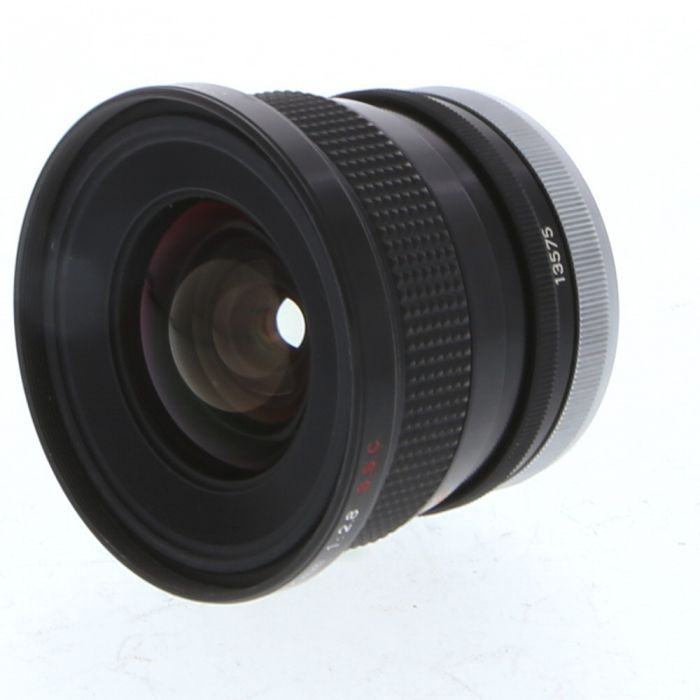 Canon 20mm F/2.8 SSC Breech Lock FD Mount Lens {72}